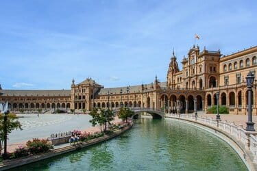 bezienswaardigheden andalusie Sevilla