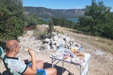 campings bij gorges du verdon