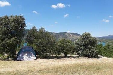 kleine campings gorges du verdon