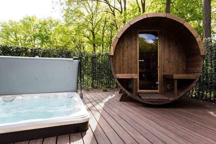 luxe prive sauna