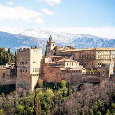 excursie alhambra