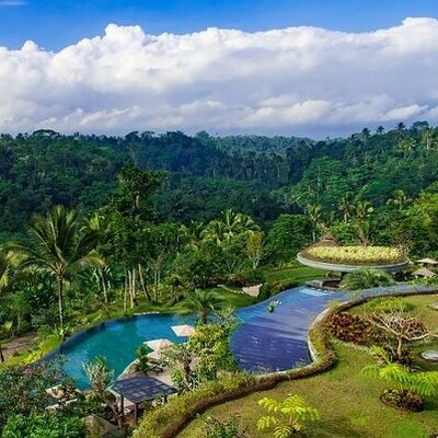 mooiste hotels bali indonesië