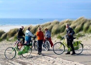 fietsvakantie eilandhoppen wadden