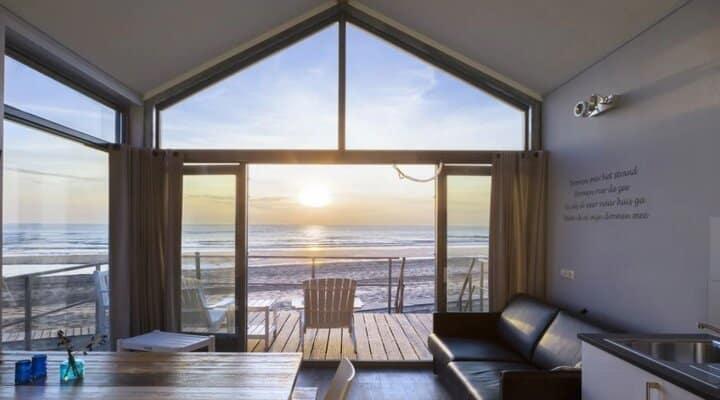 Luxe vakantiehuis aan zee | 2, 4, 6, 8, 10 persoons huisjes
