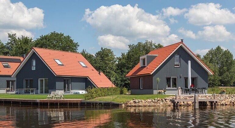 Vakantiehuis Friesland aan het water – Luxe en goedkoop