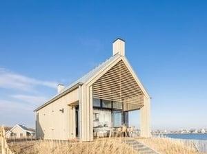 tiny house aan zee huren