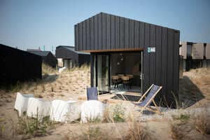 tiny house zandvoort noord holland