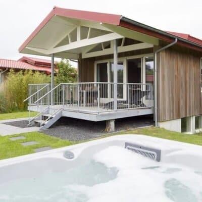 vakantiehuis met jacuzzi friesland
